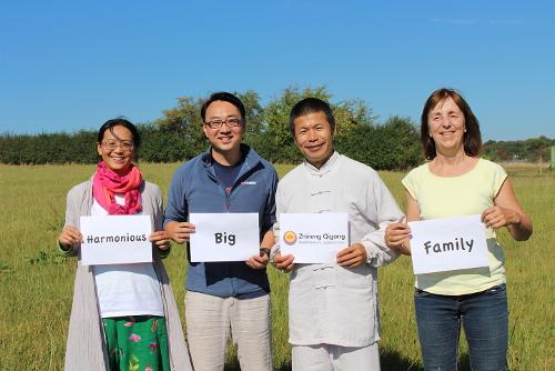 we are a family zhineng qigong deutschland ev