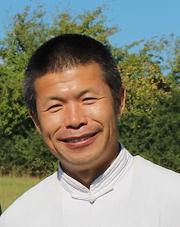 Zhineng Qigong Lehrer Wei Qi Feng